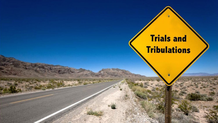 the trials and tribulations of jewish God filled the bible with wisdom on how we can overcome the obstacles, trials and tribulations we face in life these verses will help carry you through.